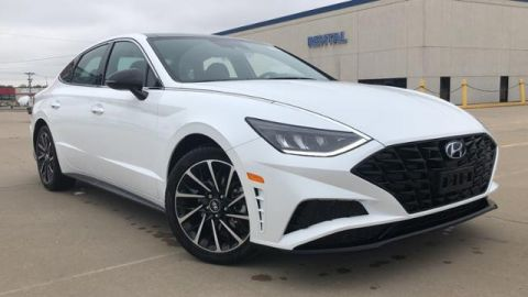 New 2020 Hyundai Sonata SEL Plus 1.6T FWD 4dr Car