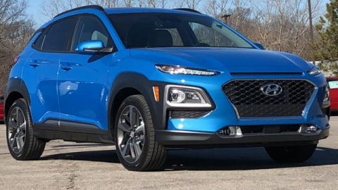 2020 Hyundai Kona Ultimate DCT AWD